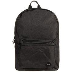 Globe Dux Deluxe Backpack (Black)