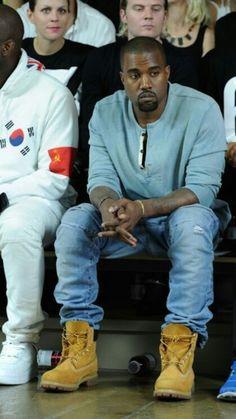 Blue jeans #yeezy