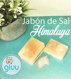 Gluu- Handmade Beauty Shop: Jabon de Sal Himalaya- Gl