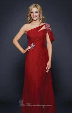 One Shoulder Dress by Lara Designs 21533  http://www.epicee.com