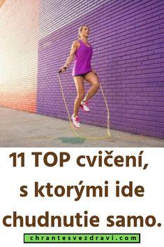 11 TOP cvičení, s ktorými ide chudnutie samo. Kickboxing, Kettlebell, Hiit, Education, Fitness, Tops, Kick Boxing, Kettlebells, Onderwijs
