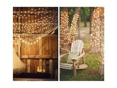 $28 for Solar LED Fairy Lights - Shipping Included ($99 value)