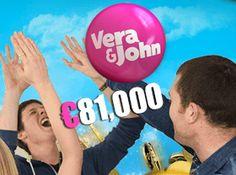Vera & John Winnaar