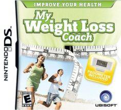 UbiSoft Nintendo DS - My Weight Loss Coach