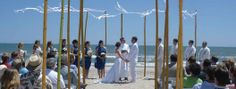 The Winds Resort Beach Club in Ocean Isle Beach will help you arrange all the details of your wedding from accommodations, to ceremony, to reception.
