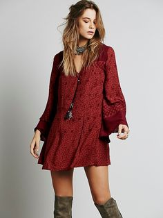 Free People Dreamy Daze Print Dress, $128.00 http://www.freepeople.com/clothes-dresses-day-dresses/dreamy-daze-print-dress/_/PRODUCTOPTIONIDS/D9856425-7D3F-4C99-96C3-E3D55D5B9E53/