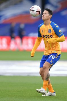 James Rodriguez, Soccer Guys, Soccer Players, Real Madrid Bayern Munich, Hot Blue, Everton, Sport Man, Superstar, Blues