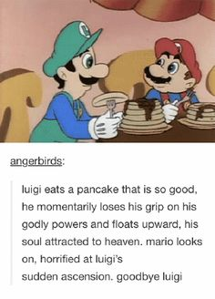 The Power of Luigi