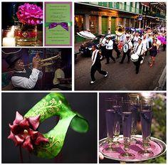 Mardi Gras Theme? :  wedding mardi gras new orleans southern louisiana themes 419935