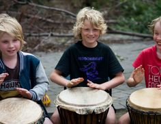 African Drumming Party | Waggle Dance