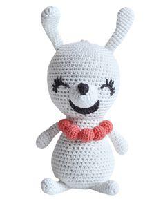 Crochet melody toys Nina