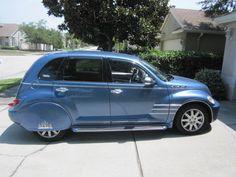 2007 Chrysler PT Cruiser Custom