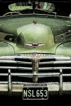 ..._1948 Chevrolet Fleetline by icypics