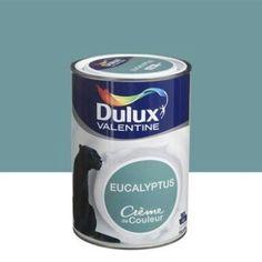 Peinture Multisupports Creme De Couleur Dulux Valentine Bleu Indien