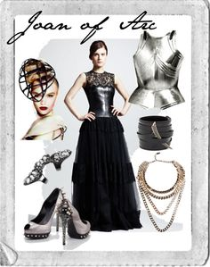 """""""Joan of Arc"""" by lala-romano ❤ liked on Polyvore"""