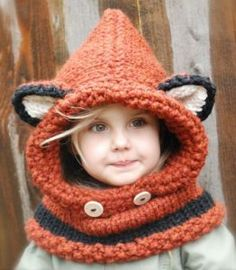 Fox Cowl Pattern
