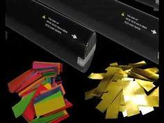 Power Shot Confetti/Streamer | MagicFX αντιπρόσωπος Ελλάδας | THUNDERBOY | Πυροτεχνήματα