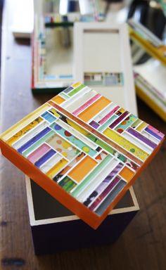Encontrá Cajas  desde $250. Decoración, Arte y más objetos únicos recuperados en MercadoLimbo.com. Magazine Rack, Storage, Furniture, Home Decor, Highlights, December, Objects, Crates, Art