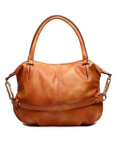 Love this Camel Satchel on #zulily! #zulilyfinds
