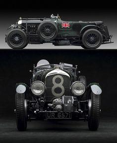 Bentley 4,5 Litre #huddletwitt