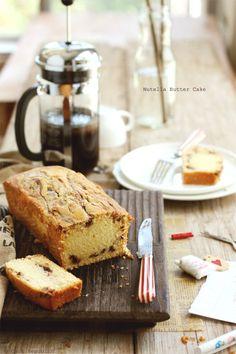 Nutella Butter Cake – Cook Republic