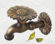 Brass Sunflower Faucet