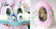 How To Make Hollow Sugar Easter Eggs