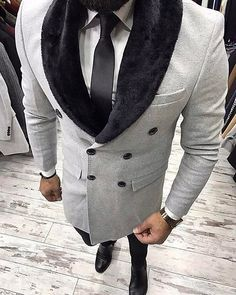 Would you wear this coat?  #menwithclass
