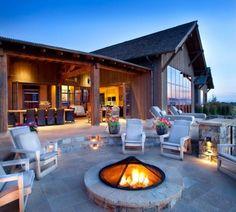 Casa rustica pitoreasca, in Montana: Stock Farm Residence 4
