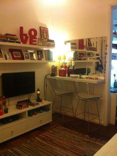 Apartamentos pequenos - Studio em Copacabana