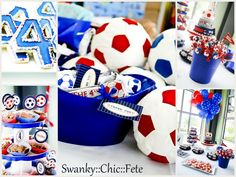 Creative Birthday Ideas for Boys Parties {Featured Real Parties} - bystephanielynn