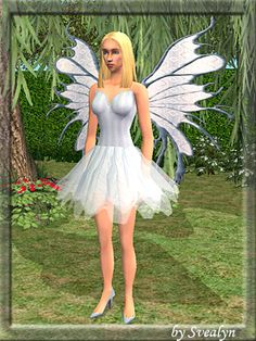 Blaue Fee - Blue Fairy