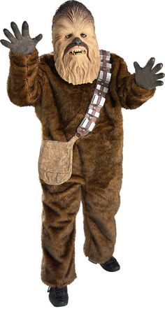 deluxe chewbacca child costume - St Louis Halloween Store