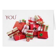 """YOU ARE """"MY SPECIAL CHRISTMAS GIFT"""""""