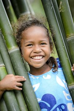 The smiles of the children of the Fiji Islands...second to none #Fiji