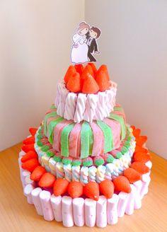 tarta de chuches ideas originales para bodas donostia san sebastian chuchechic