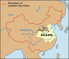 Writing and record keeping in shang dynasty china