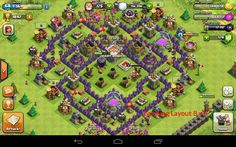 """Clash of Clans   The Mantis, a TH7 Variation of """" The Tempest"""""""