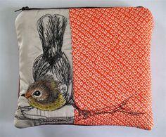 Tara Badcock for Planet Commonwealth- Thornbill purse 2012 by Tara Badcock, via Flickr