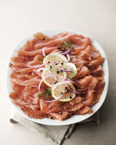 Scottish Salmon - Horchow