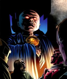 The Watcher by Steve Epting