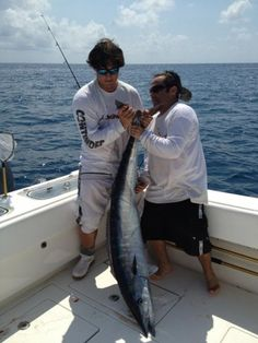 Miami give a top class services to fishing charters. That can spare your vacation on the you genrally won't have to waste any of your time to discover the fish charter that you need so come up with family and give them new way enjoying life.