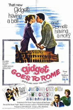 gidget movies | Gidget Goes to Rome