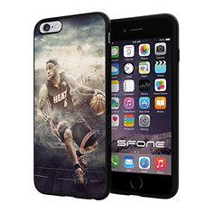 "LeBron James Cleveland Cavaliers #1185 Basketball iPhone 6 Plus I6+ (5.5"") Case Protection Scratch Proof Soft Case Cover Protector SURIYAN http://www.amazon.com/dp/B00X3NPTXO/ref=cm_sw_r_pi_dp_.7sxvb0590RPY"