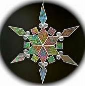 Stained Glass Snowflakes - Bing Images