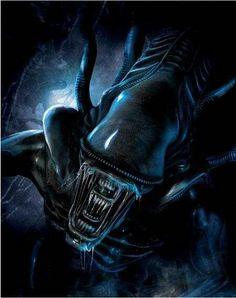 Alien + um passageiro