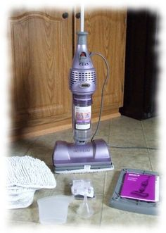 Shark vacuum and steam mop... I (Little Rock Mommy) would LOVE one of these!!!!!!
