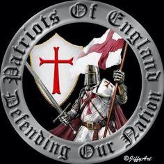 St. George's Day - 23rd April St George Flag, George Cross, Saint George, Templar Knight Tattoo, Patron Saint Of England, English Knights, St George's Cross, St Georges Day, Christian Warrior