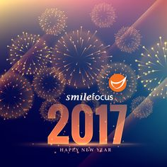 This is your year to sparkle! Have a sparkling 2017!  www.smilefocus.com.sg