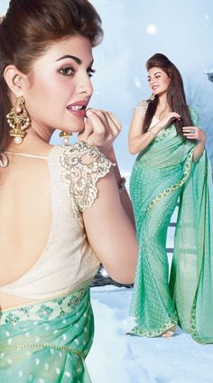 jacqueline-fernandez-turquoise-bollywood-saree-3h1030241__68920_std